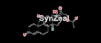 Picture of Delta 8,9 Cortisone Acetate