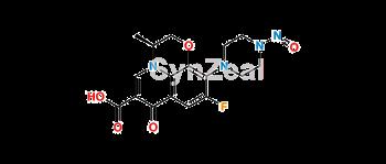 Picture of N-Nitroso-Levofloxacin Impurity-1
