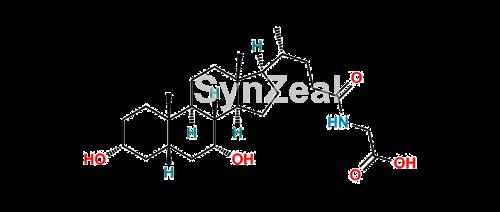 Picture of Glycochenodeoxycholic acid