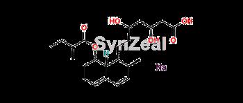 Picture of Mevastatin Hydroxy Acid Sodium Salt