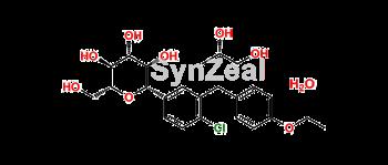 Picture of Dapagliflozin Propanediol Monohydrate