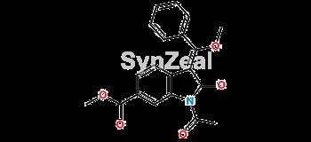 Picture of Nintedanib N-Acyl methoxyenolindole