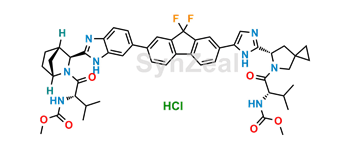 Picture of Ledipasvir Hydrochloride