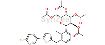 Picture of Canagliflozin Impurity 14