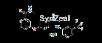 Picture of Sorafenib EP Impurity F Hydrochloride