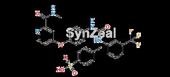 Picture of Sorafenib EP Impurity F Tosylate