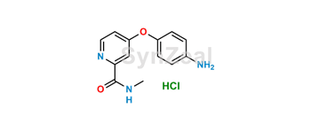 Picture of Sorafenib EP Impurity A Hydrochloride
