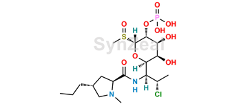 Picture of Clindamycin phosphate Sulfoxide Isomer-A