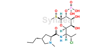 Picture of Clindamycin phosphate Sulfoxide Isomer-B