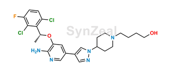 Picture of Crizotinib Impurity 1