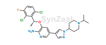 Picture of Crizotinib Impurity 2