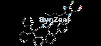 Picture of N-Trityl Losartan Carboxaldehyde