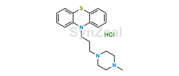 Picture of Chlorpromazine EP Impurity G (HCl)