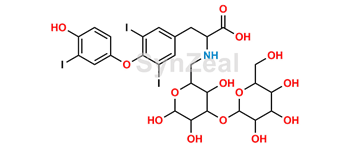 Picture of Liothyronine Maillard Lactose Impurity