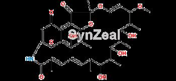 Picture of Desacetyl Rifamycin S