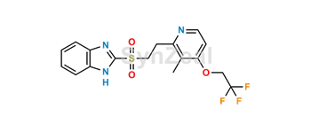 Picture of Dexlansoprazole Impurity 9