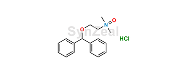 Picture of Diphenhydramine N-Oxide Hydrochloride