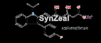 Picture of Fluvastatin Anti Isomer