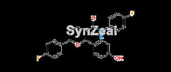 Picture of Ezetimibe Cyclic Ether Impurity