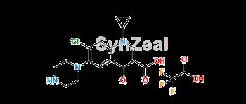 Picture of Ciprofloxacin EP Impurity D (TFA salt)