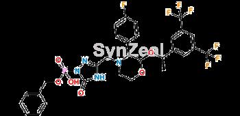 Picture of Fosaprepitant Benzyl Ester