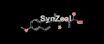 Picture of Naproxen Lactic acid Ester
