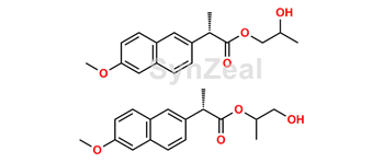 Picture of Naproxen 1,2-Propylene Glycol Esters (Mixture of Isomers)
