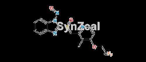 Picture of Dexlansoprazole Nitroso Impurity