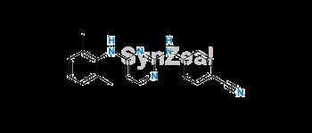 Picture of Rilpivirine Dimethyl Phenyl Impurity