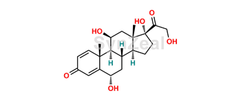 Picture of 6-Alpha Hydroxyl Pednisolone