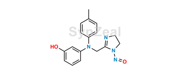 Picture of Phentolamine Nitroso Impurity 1