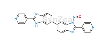 Picture of Ridinilazole Nitroso Impurity 3