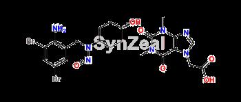 Picture of Acebrophylline Nitroso Impurity 1