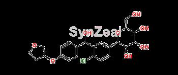 Picture of Empagliflozin Impurity 32
