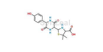 Picture of Amoxicillin Related Compound C