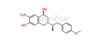 Picture of Formoterol Impurity 12