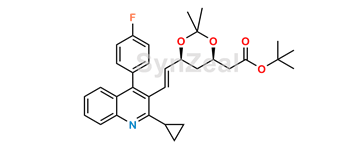 Picture of Pitavastatin 5-Oxo Ethyl Ester