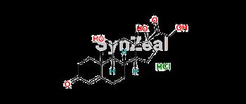 Picture of Prednisolone EP Impurity A Hydrochloride