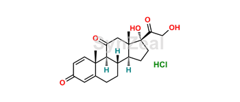 Picture of Prednisolone EP Impurity B Hydrochloride