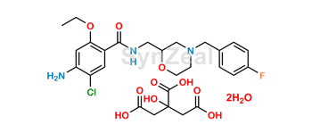 Picture of Mosapride Citrate Dihydrate