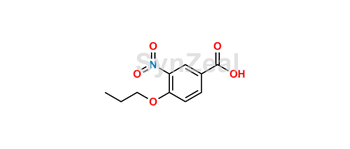 Picture of Nitropropoxybenzoic Acid