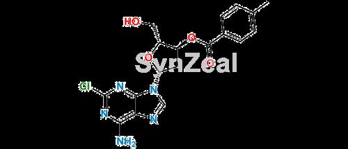 Picture of Cladribine Mono Benzoate Impurity