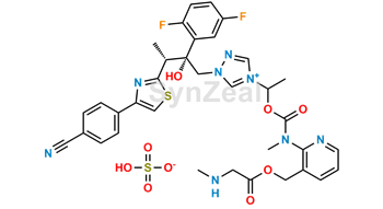 Picture of Isavuconazole Sulfate