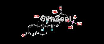 Picture of Prednisolone Sodium Phosphate Impurity 2
