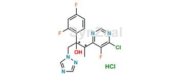 Picture of Voriconazole Impurity 11