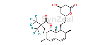 Picture of Simvastatin D6