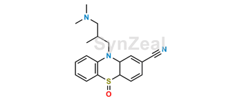 Picture of Cyamemazine Sulfoxide