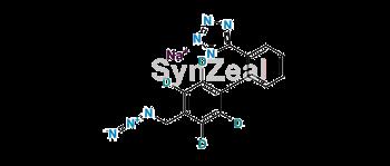 Picture of Irbesartan Impurity 15-d4 Sodium Salt