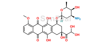 Picture of Doxorubicin Impurity 16