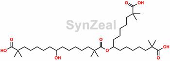 Picture of Bempedoic Acid Impurity 9